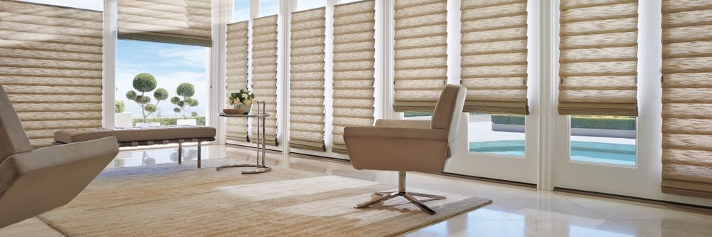 Motorized shades and blinds save you money in every season by limiting the amount of sunlight that enters through a window.