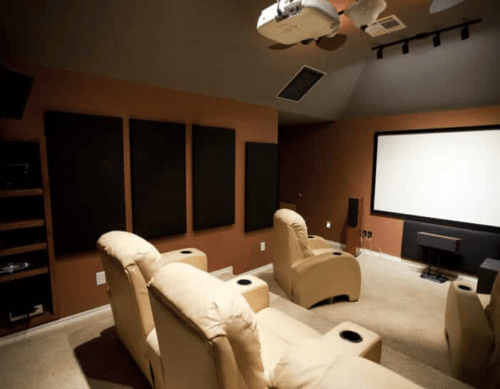 optimized-home theater- smarter homes austin
